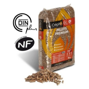 Sacs CREPITO pellets premium