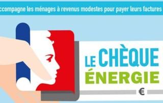 Acceptant cheque-energie